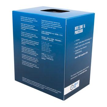 Intel Core i5 7400 Kaby Lake Desktop Processor/CPU LN76880 - BX80677I57400   SCAN UK