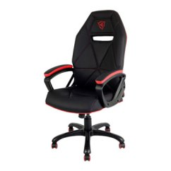 Pro Gaming Chairs Uk Wedding Chair Cover Hire Gloucester Aerocool Tgc10 Thunder X3 Black Red Ln80512 Image 1