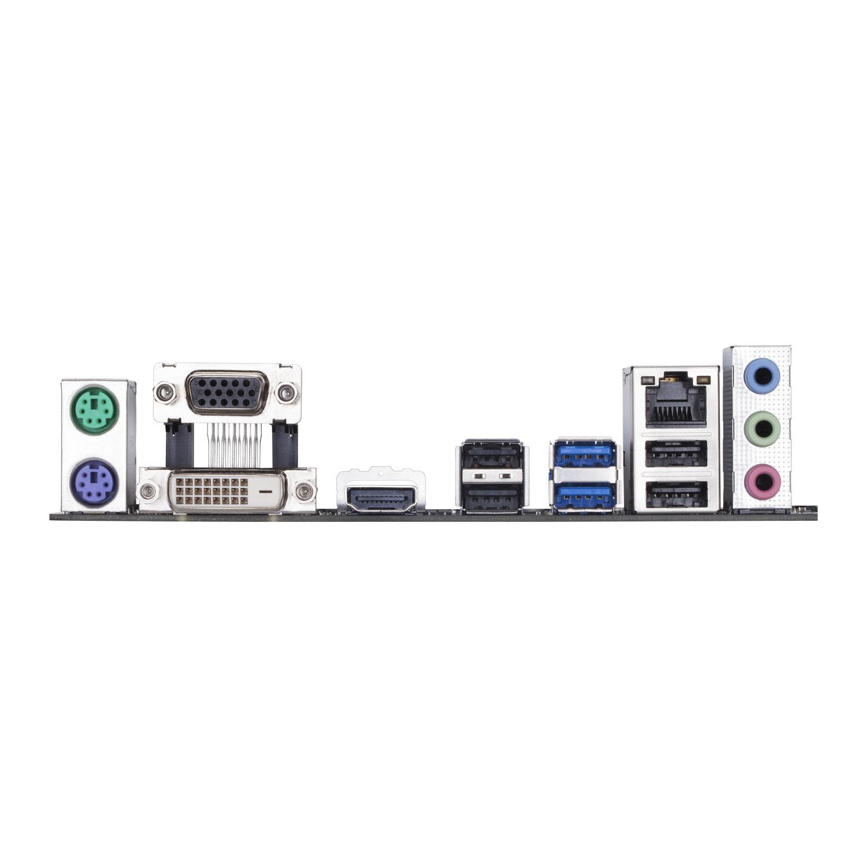 Gigabyte H310M S2H Motherboard, Socket 1151, H310 Express