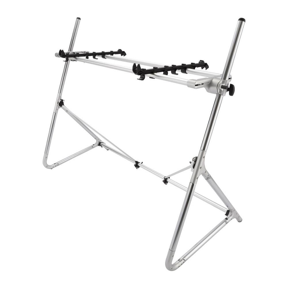 Sequenz Standard Keyboard Stand (Medium / Aluminium
