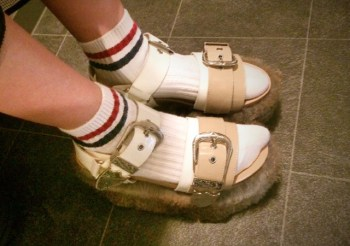 {#Blog} New shoes