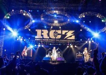 {#Concert} SCANDAL annoncé au FM802 Rock Festival