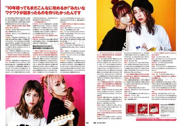 {#Interview} Go!Go!GUITAR, Mars 2018