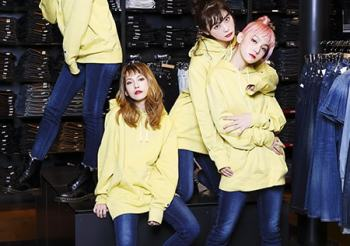 {#Interview} PLAY JEANS – Right-on × HMV Collaboration
