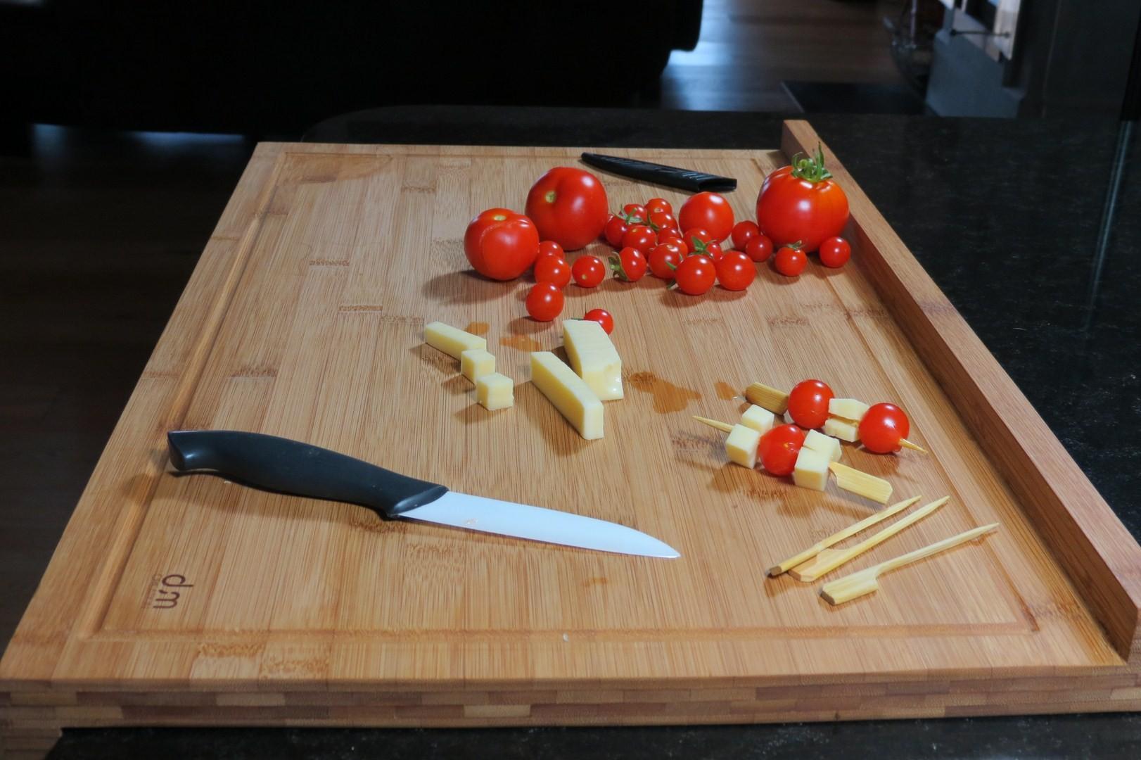 planche en bois cuisine