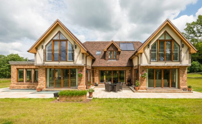 The Beaumont Timber Framed Home Designs Scandia Hus