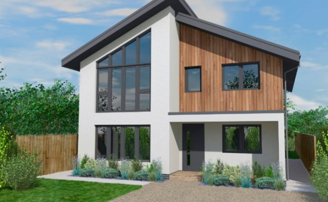 Graven Hill Timber Framed Home Designs Scandia Hus
