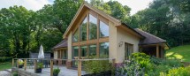 Timber Frame Build Homes Scandia-hus