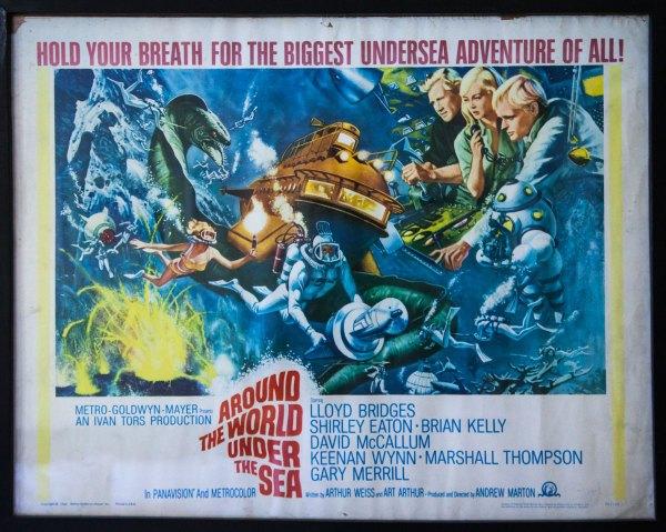 Movie Under the Sea around the World