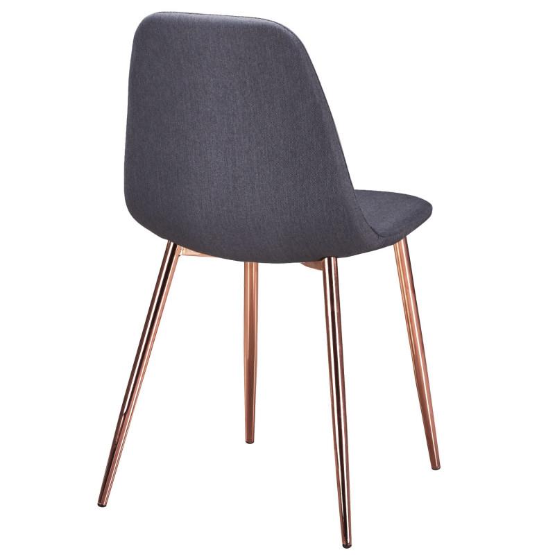 lot de 4 chaises scandinaves ericka