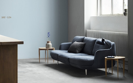 Fritz Hansen  Lune modular sofa  design Jaime Hayn