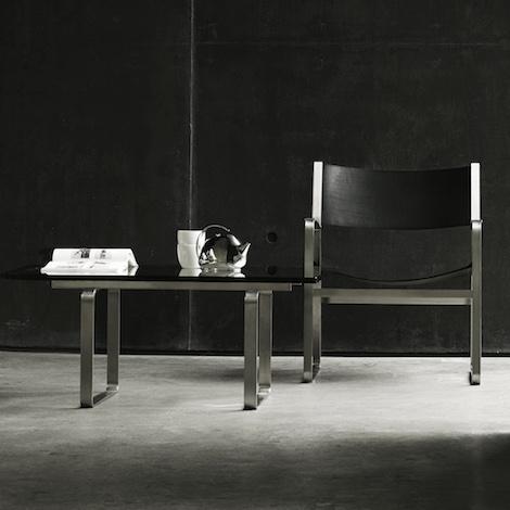 Carl Hansen Amp Sn Tables Basses CH106 Et CH108 Design