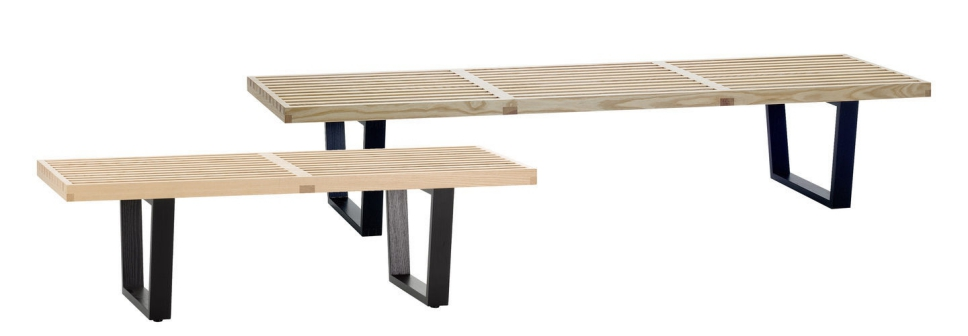 Vitra Nelson Bench George Nelson