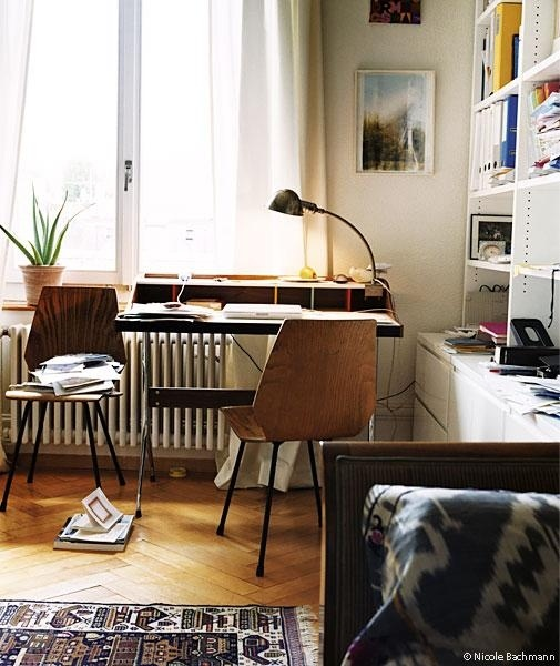Vitra Bureau George Nelson Home Desk