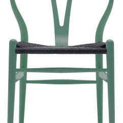 Wishbone Chairs Remote Control For Massage Chair Ch24 Painted Color Carl Hansen And Son