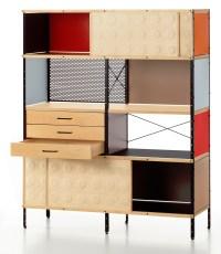 Vitra - Eames Storage Unit (ESU) Vitra & ESU Bookcase ...