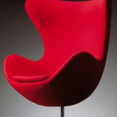Arne Jacobsen Egg Chair Most Ergonomic Office Fritz Hansen  Design