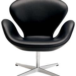 Arne Jacobsen Swan Chair High Back Covers Fritz Hansen  Fauteuil Design