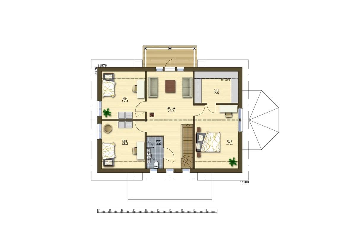 Koivula 178  Scandinavian Homes Ltd