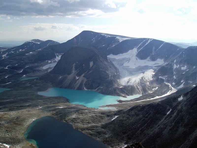 Scandinavian Mountains  Dovrefjell