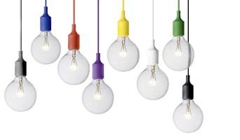 E27, lamp series by Matthias Ståhlbom / Muuto