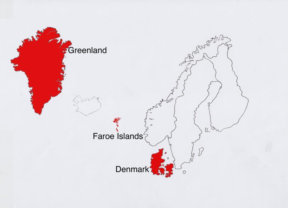 Image result for denmark greenland