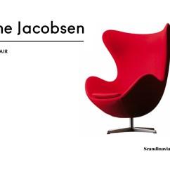 Mid Century Egg Chair Folding Gif Guy Six Classic Scandinavian Modern Chairs Arne