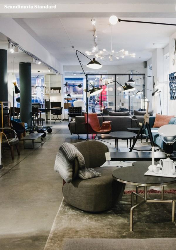 Six Interior Design Shops In Copenhagen