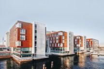 Six In Trondheim Norway