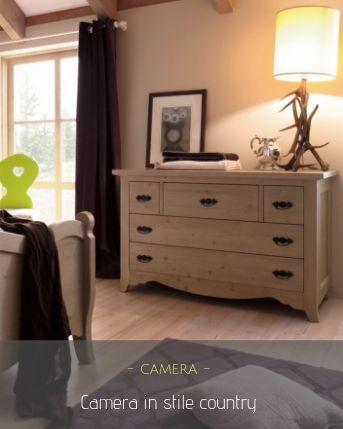 Arredare una camera da letto in stile classico significa dare vita ad un ambiente confortevole, accogliente e arricchito da mobili caratterizzati da forme. Camera Da Letto Country Come Caratterizzare L Arredo