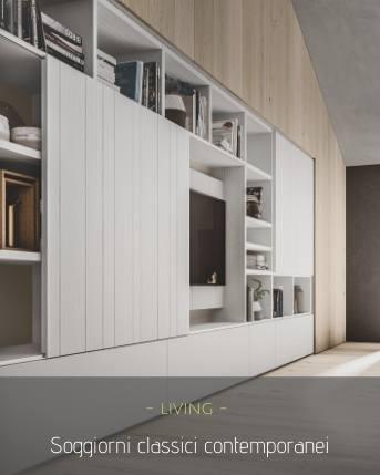 Mobili soggiorno classici | centro veneto del mobile (rachel colon) in questo soggiorno. Soggiorni Classici Contemporanei Come Arredarli Perfettamente
