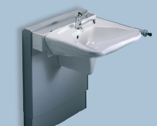 Adjustable Washbasins  Scanflex  Scanflex