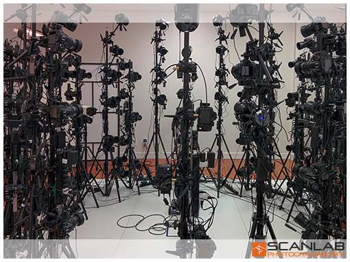 Scanlab Photogrammetry Studio