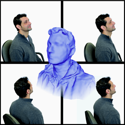 3D Scanning with Microsoft Kinect | Open Electronics