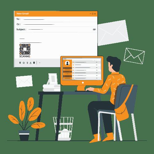e-mail-markting en scanme club
