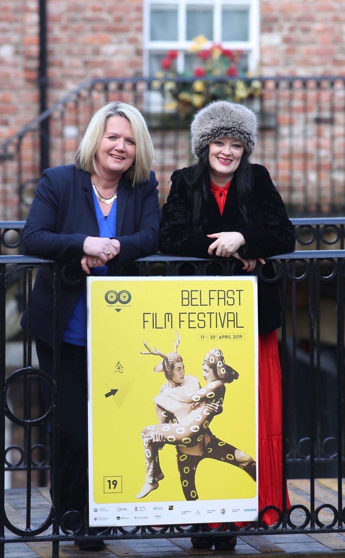 Belfast Film Festival Launch 2
