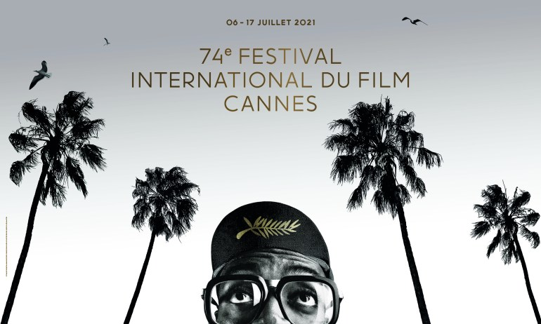 Cannes 2021 Poster