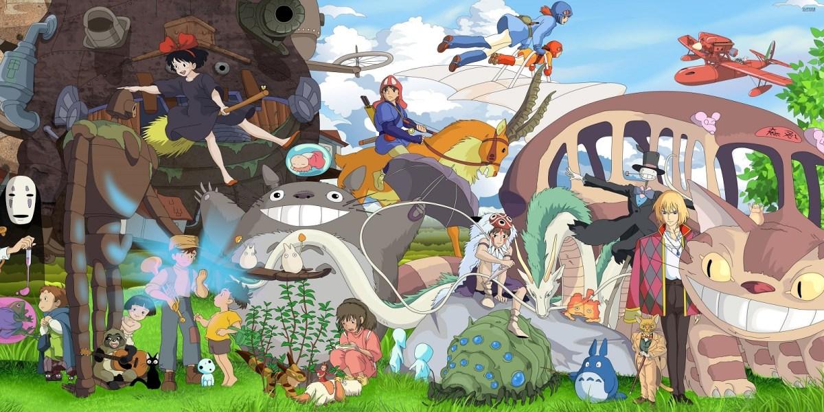 characters of hayao miyazaki