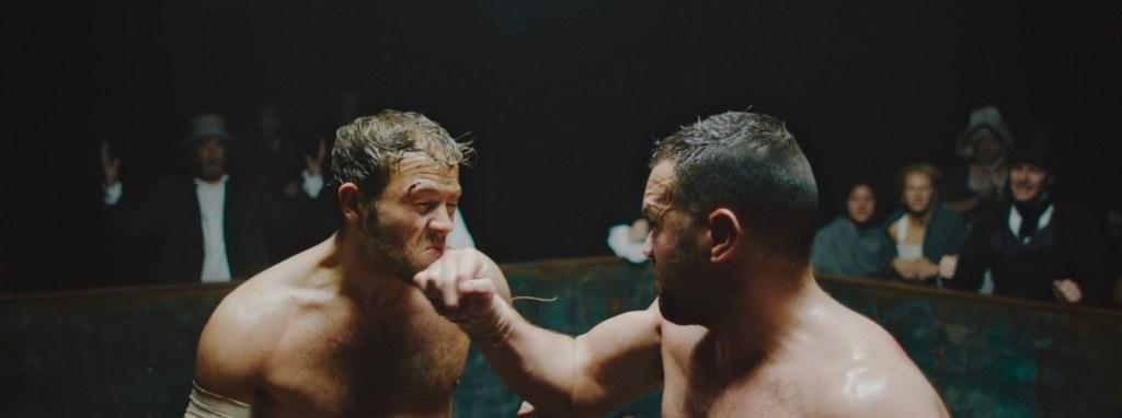 Dan and Mandeville Boxing - The Liberties