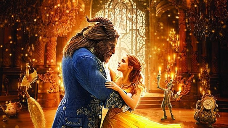 Beauty andthe Beast Live in Concert