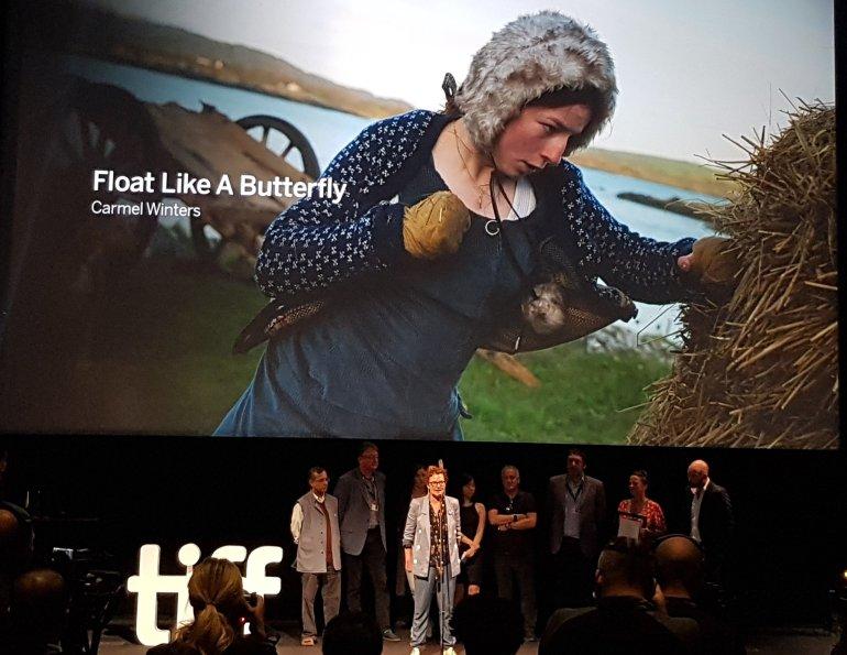 Carmel Winter's Float Like a Butterfly wins FIPRESCI Prize Discovery at Toronto