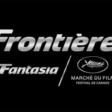 Frontières Logo