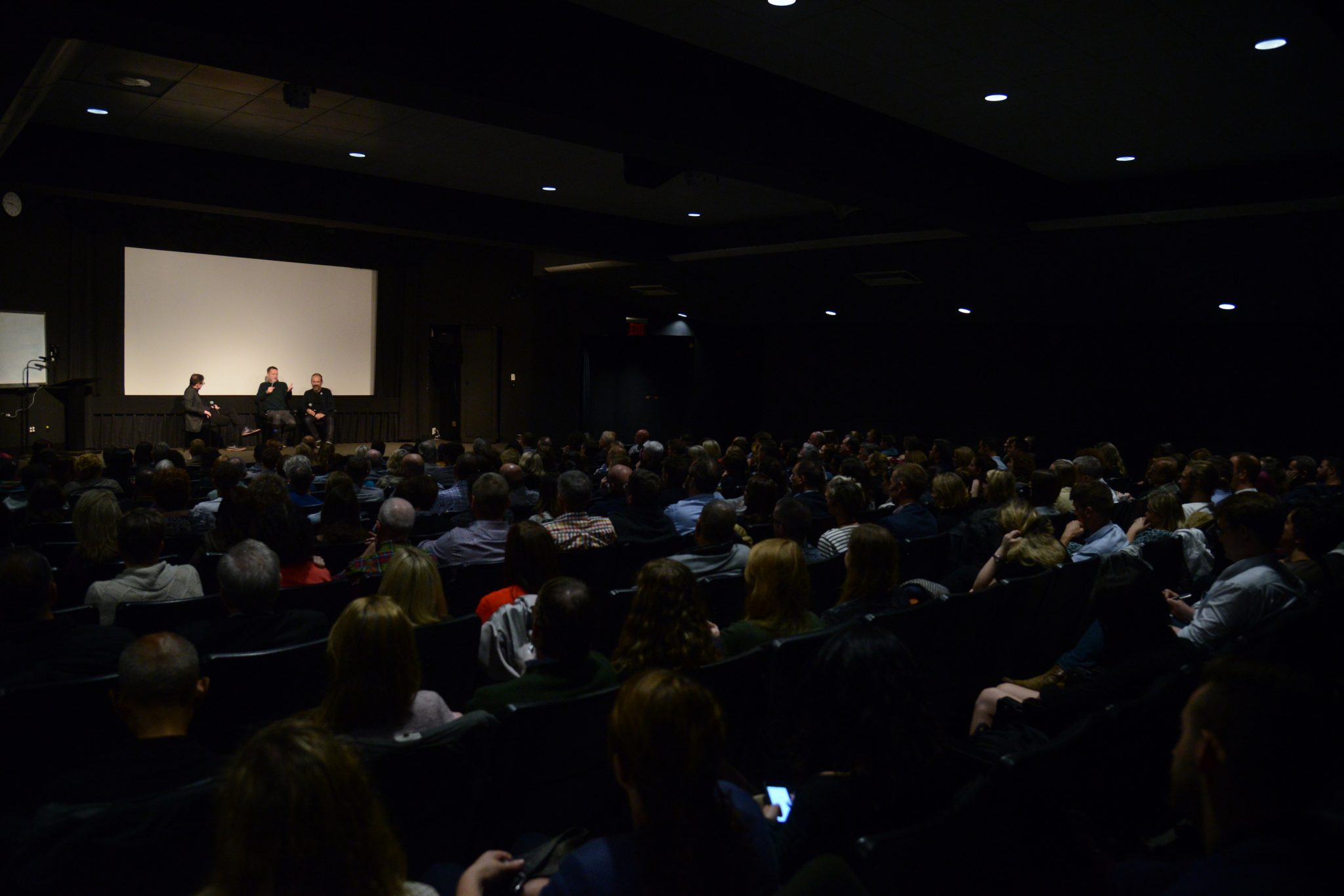 Q+A at the New York premiere of Queen of Ireland as part of Irish Screen America