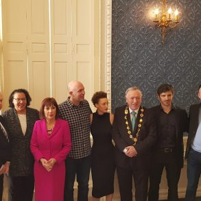 Nightflyers Production Launch at the Merrion Hotel, Dublin