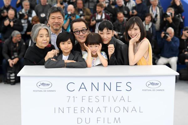 Shoplifters - Cannes 2018