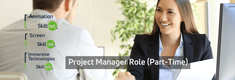 Skillnet Project Manager- Part Time