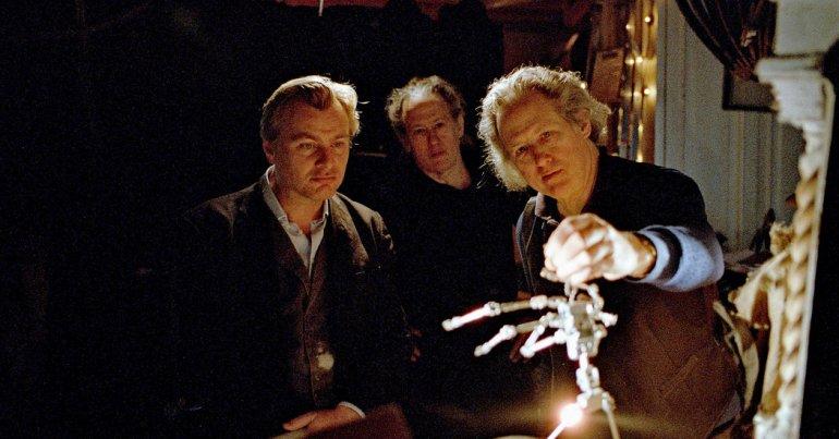 The Quay Brothers Meet Christopher Nolan - IFI