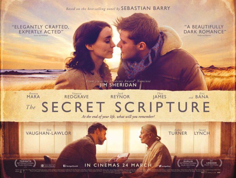 The Secret Scripture - Quad Poster