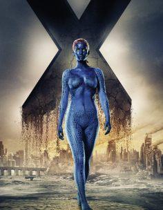 Jennifer Lawrence as Raven Darkhölme / Mystique