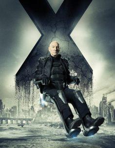 Patrick Stewart as Charles Xavier / Professor X